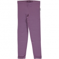 Maxomorra Dusty Purple Leggings