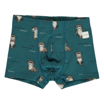 Maxomorra Curious Otter Boxer Shorts