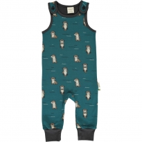 Maxomorra Curious Otter Dungarees