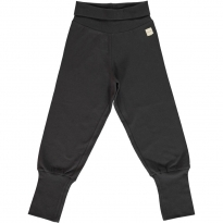 Maxomorra Graphite Rib Pants