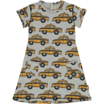 Maxomorra Taxi SS Dress
