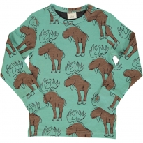 Maxomorra Mighty Moose LS Top