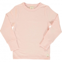 Maxomorra Pale Blush LS Top