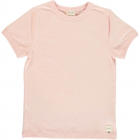 Maxomorra Pale Blush SS Top