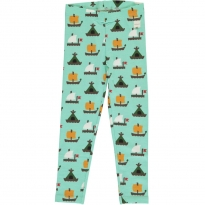 Maxomorra Raft Race Leggings