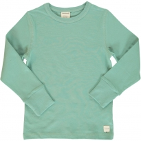 Maxomorra Soft Teal LS Top