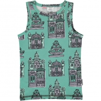 Maxomorra Townhouse Tank Top