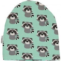 Maxomorra Raccoon Regular Hat