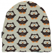 Maxomorra Regular Owl Hat
