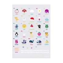 Maxomorra 10th Anniversary Large Poster 50 x 70cm