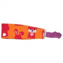 Maxomorra Orange Rabbit Headband