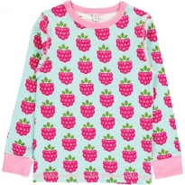Maxomorra Raspberry LS Top