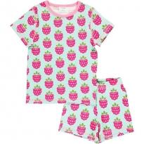 Maxomorra Raspberry SS Pyjamas