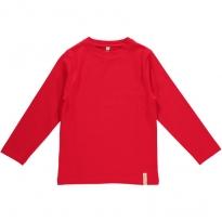 Maxomorra Red LS Top