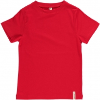 Maxomorra Red SS Top