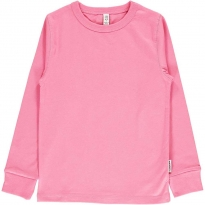 Maxomorra Rose Pink LS Top