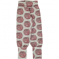 Maxomorra Rose Rib Pants