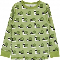 Maxomorra Snail LS Top