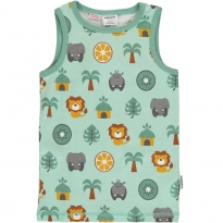 Maxomorra Jungle Tank Top