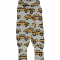 Maxomorra Taxi Rib Pants