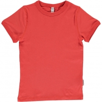Maxomorra Rusty Red SS Top