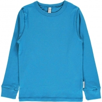 Maxomorra Soft Petrol LS Top