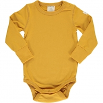 Maxomorra Solid Ochre LS Body