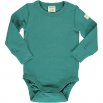 Maxomorra Solid Teal LS Body
