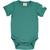 Maxomorra Solid Teal SS Body