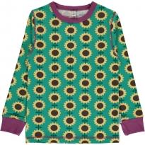 Maxomorra LS Sunflower Top