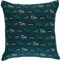 Maxomorra Cushion Cover - Tractor