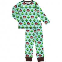 Maxomorra Forest LS Pyjamas