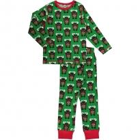 Maxomorra Moose LS Pyjamas