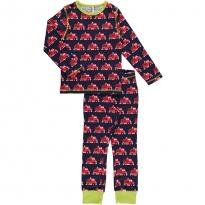 Maxomorra Fire Truck LS Pyjamas