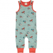 Maxomorra Air Show Dungarees