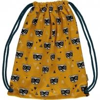 Maxomorra Bandit Raccoon Gym Bag