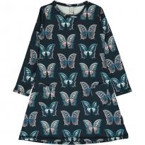 Maxomorra Butterfly LS Dress
