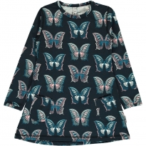 Maxomorra Butterfly LS Tunic