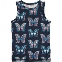 Maxomorra Butterfly Tank Top