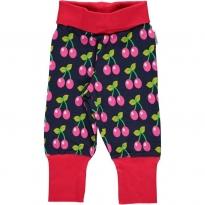 Maxomorra Cherry Rib Pants