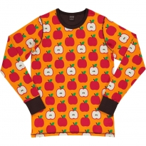Maxomorra Classic Apple Adult LS Top