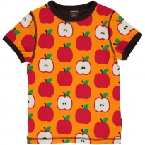 Maxomorra Classic Apple SS Top