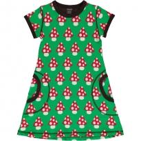 Maxomorra Classic Mushroom SS Dress