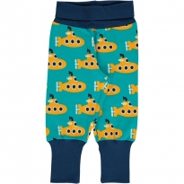 Maxomorra Classic Submarine Rib Pants
