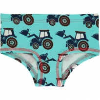 Maxomorra Classic Tractor Hipster Briefs