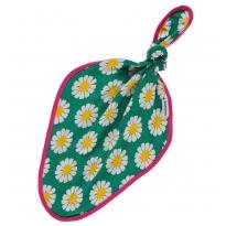 Maxomorra Daisy Knot Blanket