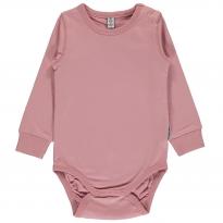 Maxomorra Dusty Pink LS Body
