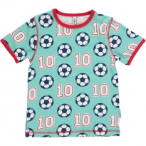 Maxomorra Football SS Top