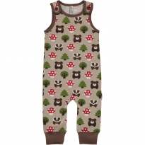 Maxomorra Forest Dungarees