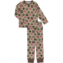 Maxomorra Forest LS Pyjamas